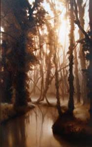 Enchanted Woodland by John Waterhouse