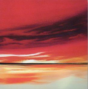 Calypso Skies I by Jonathan Shaw