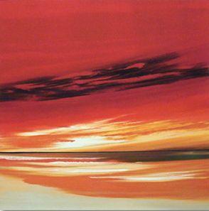Calypso Skies III by Jonathan Shaw