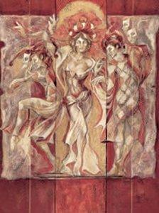 Liberty & Harlequins by Joy Kirton Smith