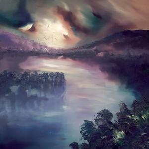 Sunlit Reflections II by Julie Ann Scott