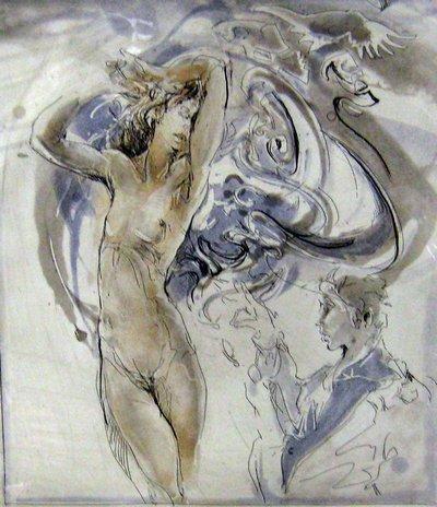 Reflection IV by Jurgen Gorg