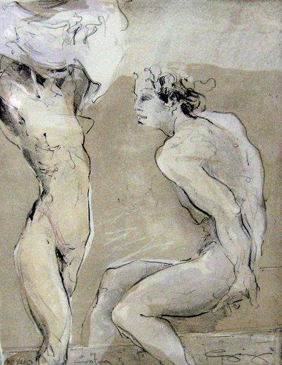 Erotica II (VIII) by Jurgen Gorg