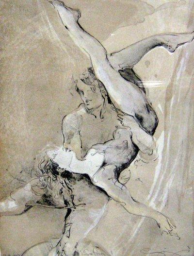 Erotica II (V) by Jurgen Gorg