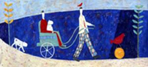 The Rickshaw by Annora Spence