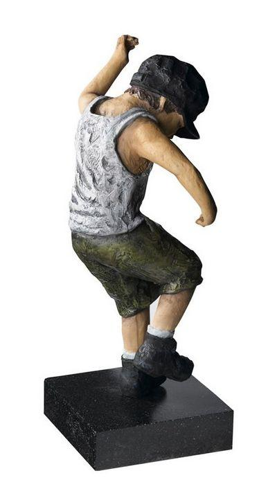 Yee-Haa! (sculpture) by Keith Proctor