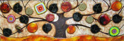Tree Of Life - Medium I - Original by Kerry Darlington