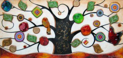 Tree Of Tranquility by Kerry Darlington
