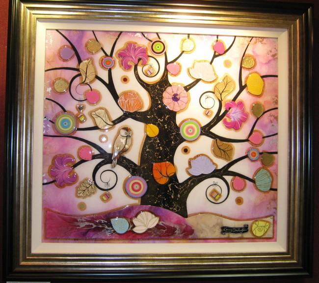 Tree Of Harmony II - Original by Kerry Darlington