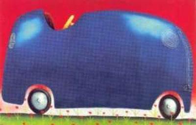 Best Car by Mackenzie Thorpe