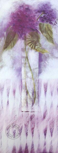 Hydrangea In Purple - Small