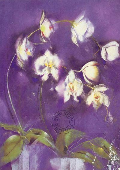 Purple Orchid by Marilyn Robertson