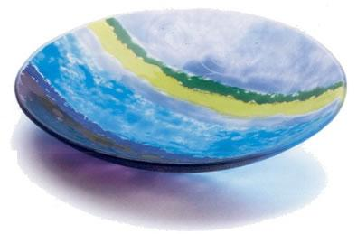 The Rest Of Me - Bowl (Glassware) by Nel Whatmore