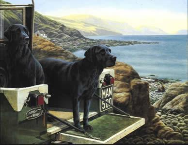 Man's Best Friend by Nigel Hemming