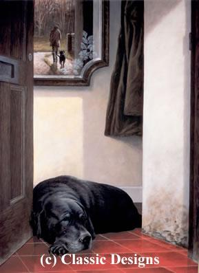 In Retirement by Nigel Hemming