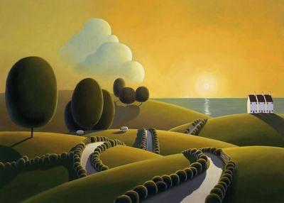 Pastures New by Paul Corfield