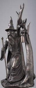 Shadowlands - Bronze - Bronze by Paul Horton