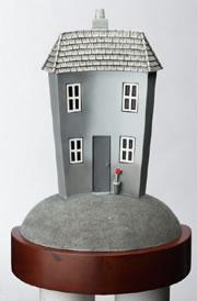 The Good Life - Resin Sculpture  by Paul Horton
