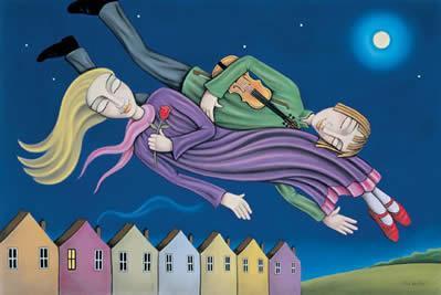 Spirit Of Love by Paul Horton