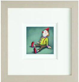 The Little Clown by Paul Horton