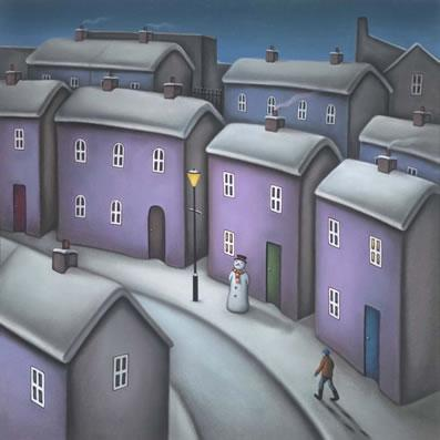 When You Need A Special Friend - Snowman by Paul Horton
