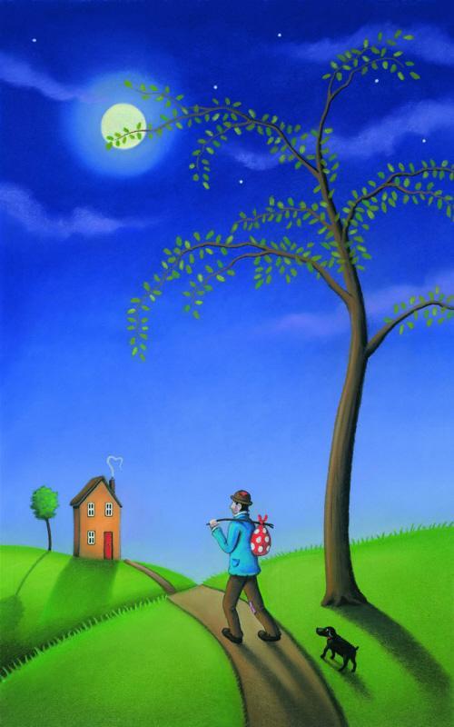 Follow A Dream by Paul Horton
