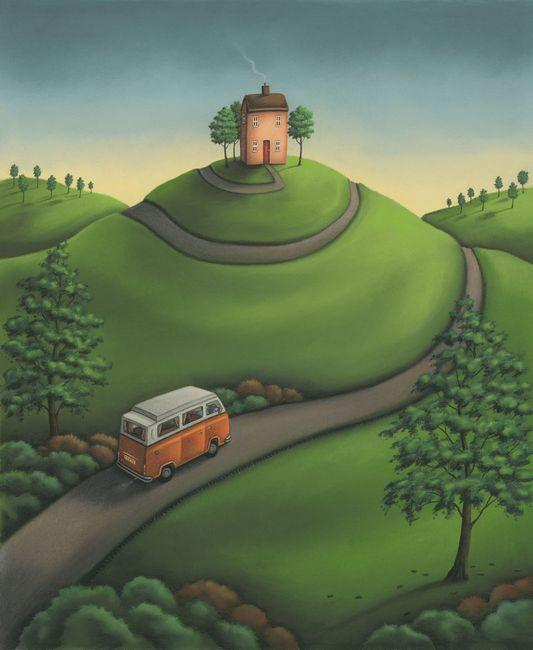 The Long And Winding Road by Paul Horton