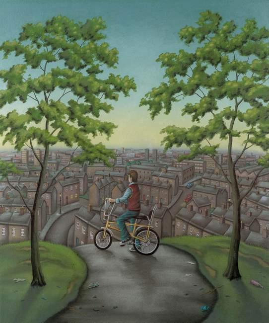 City Boy by Paul Horton