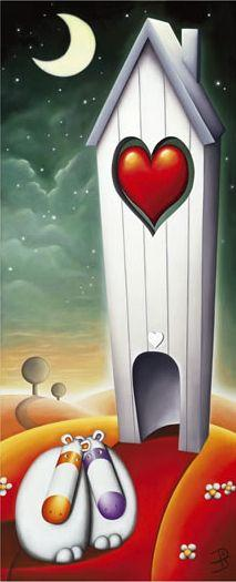 Love Shack by Peter Smith