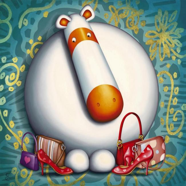 I Like Shopping and Shopping Likes Me! by Peter Smith