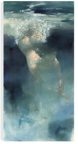 Into The Blue by Bill Bate