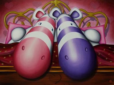 Pillow Talk by Peter Smith