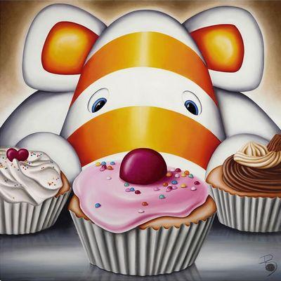 I Eat Cake by Peter Smith