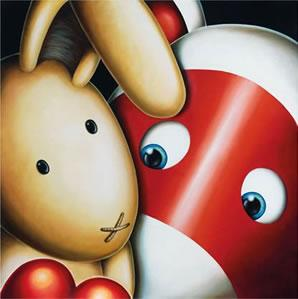 I Need Some Bunny To Love by Peter Smith