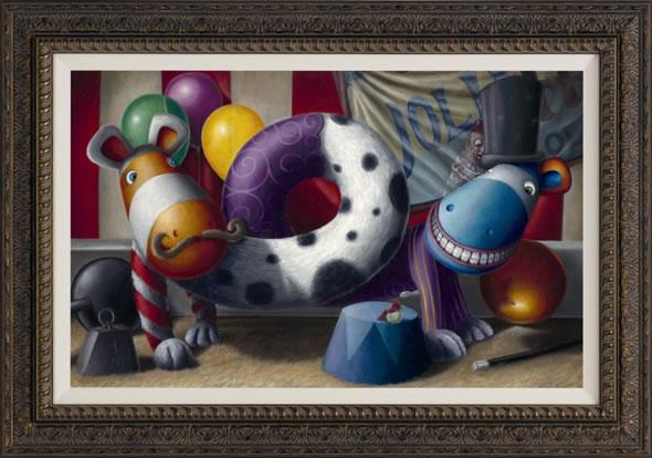Barnum's Bar Bending Ringling Clipperwhip by Peter Smith