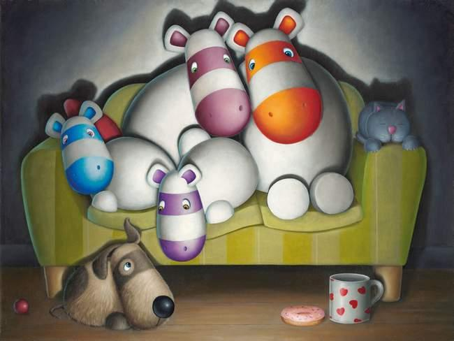 Home Comforts by Peter Smith