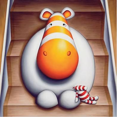 The Naughty Step by Peter Smith