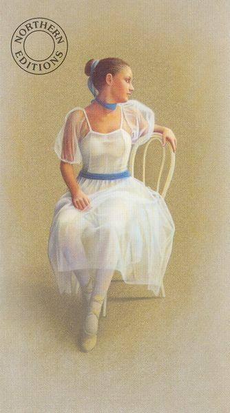 Ballet II by Peter Worswick