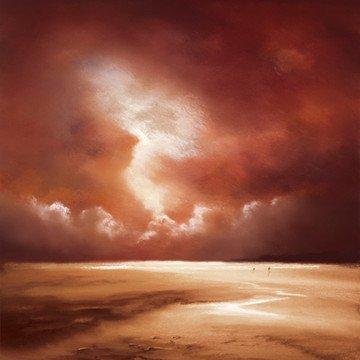 Beach Dawn by Philip Gray