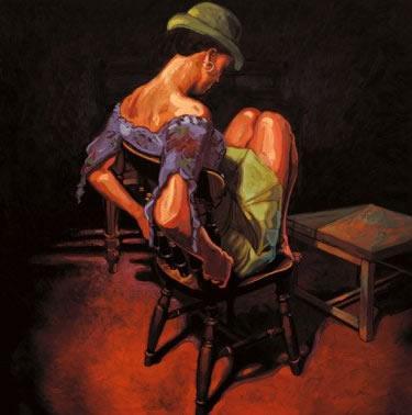 The Green Hat by Rajinder Kumar
