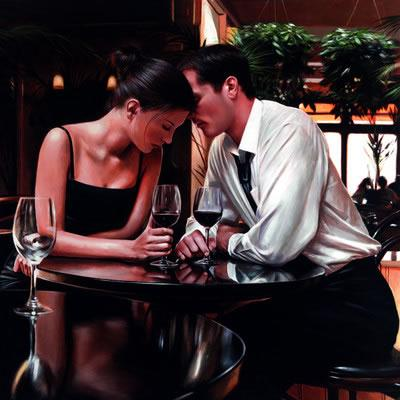 Romantic Encounter by Rob Hefferan