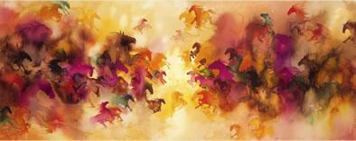 Majestic Spirits by Birim