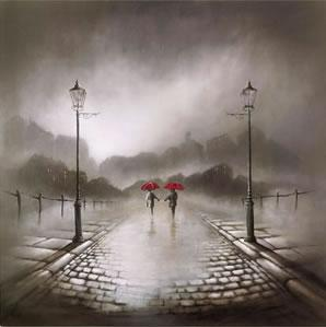 Love In The Rain by Bob Barker