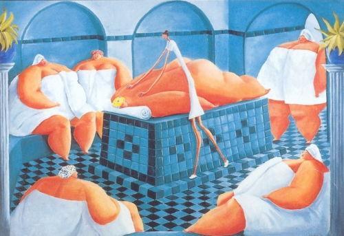 Massage by Sarah Jane Szikora