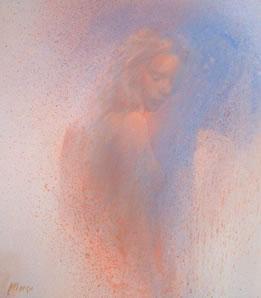 Blue Study II by Sergio Mooro