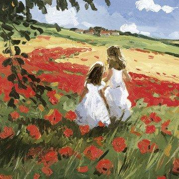 Innocent Days I by Sherree Valentine Daines