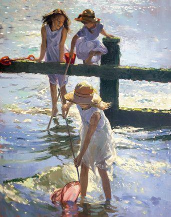 Summer Vision by Sherree Valentine Daines