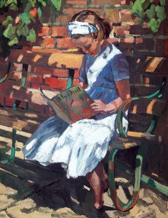 A Secluded Spot by Sherree Valentine Daines