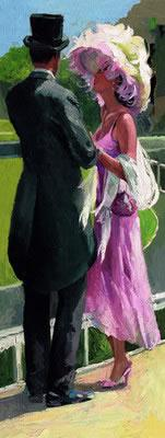 My Fair Lady - Board Only by Sherree Valentine Daines