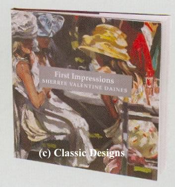 First Impressions - LE Book & Print  by Sherree Valentine Daines